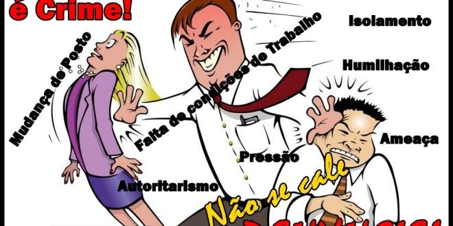 LEI ASSÉDIO MORAL